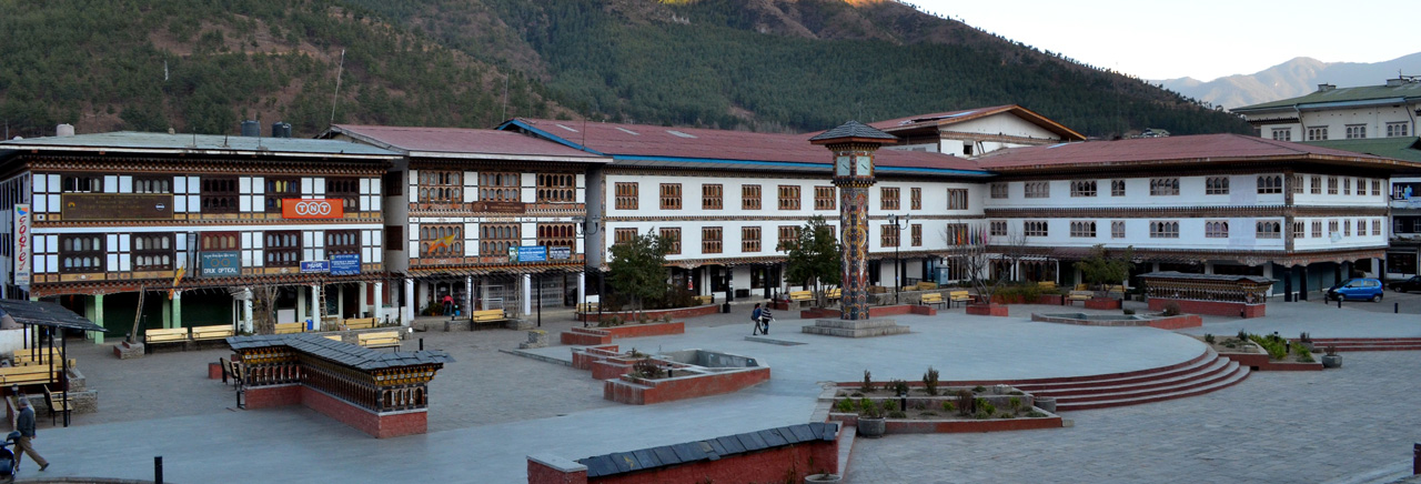 Clock Tower Square, Thimphu