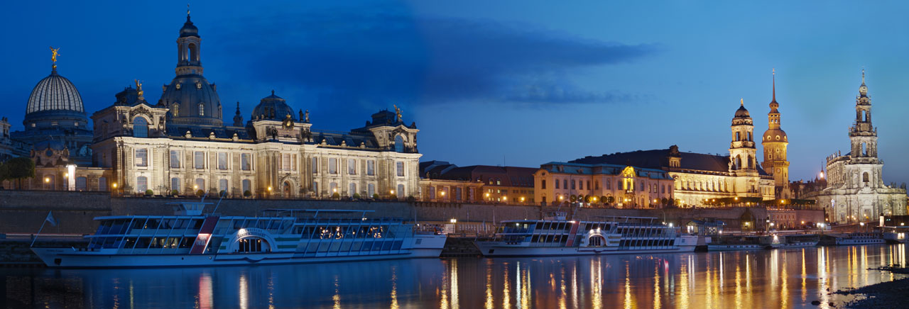 Inner old town, Dresden